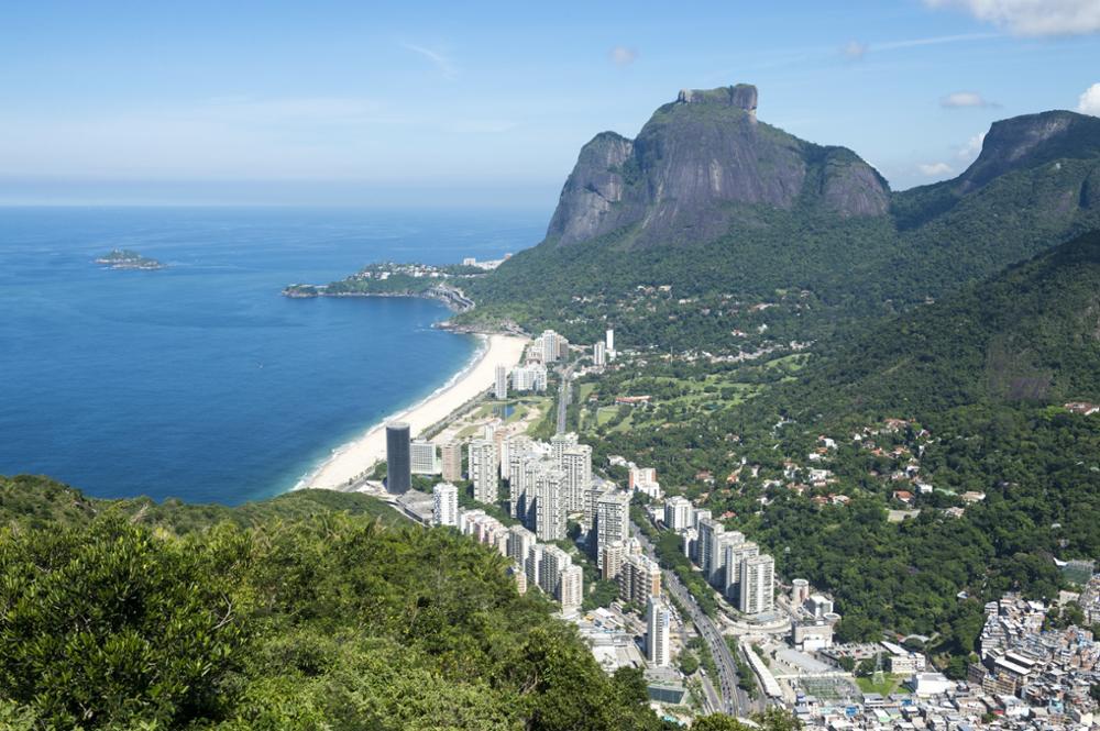 Les 5 meilleurs points de vue panoramiques à Rio de Janeiro