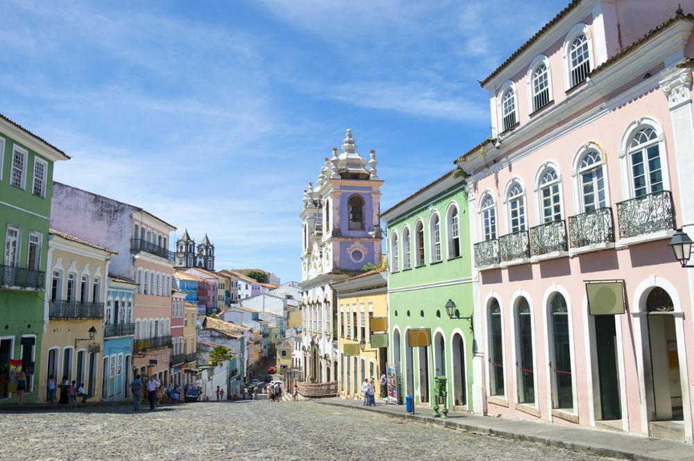 Les plus belles villes d'architecture coloniale au Brésil